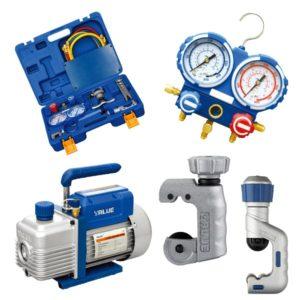 Инструмент для монтажа и сервисного обслуживания холодильного и кондиционерного оборудования